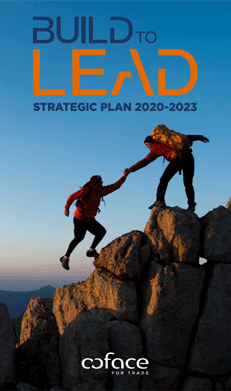 Build to Lead - Coface's Strategic Plan 2020-2023