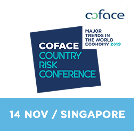 2019 Coface Country Risk Conference / Singapore, 14 November