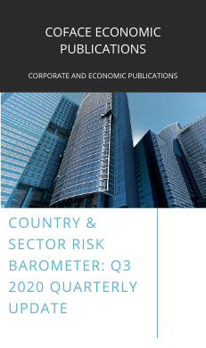 "Discover our new publication ""Country and sector risks barometers Q2-2018 : Feels like déjà vu - Rising sovereign spreads in the eurozone, increased protectionism, higher oil prices, capital outflows from major emerging countries."""