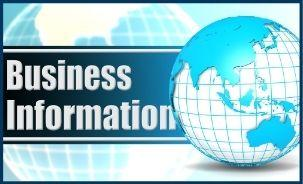 We gather business information for you
