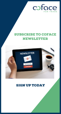 SUBSCRIBE TO COFACE NEWSLETTER