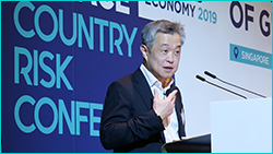 Tan Kah Chye, Executive Chairman and CEO, CAPITAL & CREDIT RISK MANAGER (CCRM)