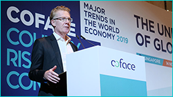 Xavier Durand, Group CEO, COFACE